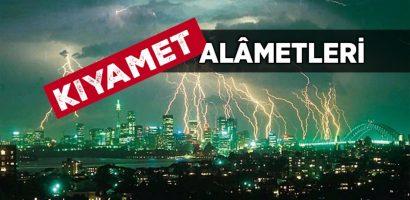 KIYAMET ALÂMETLERİ