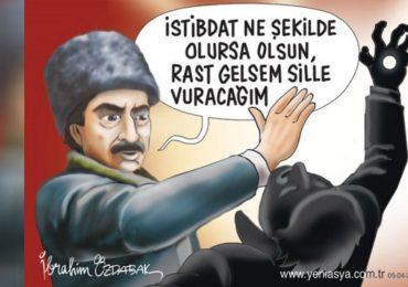 """""""DECCALIN ELİ DELİK, BİR GÖZÜ KÖRDÜR"""""""