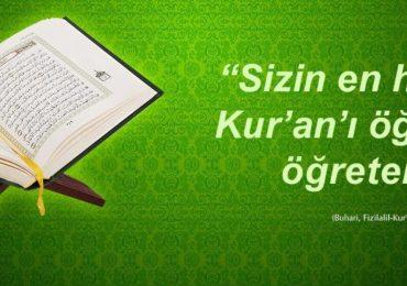 TEFEKKÜR PENCERESİ 10 :Kur'an da Geçen Tekrarların Hikmeti