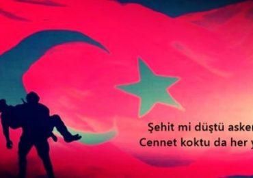 BERZAH HAYATINDA ŞEHİTLER