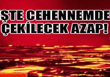 CEHENNEM AZABI HAKTIR