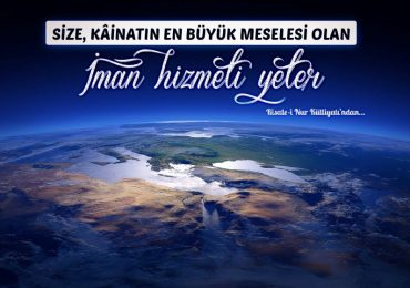 İMAN HİZMETİ CEREYANI- 1